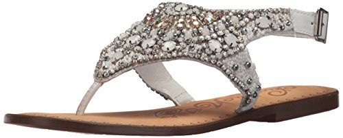 Monkey Women's White Sandal Naughty Ice Berg qHwWFY