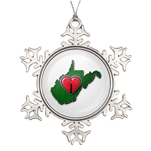 Tree Branch Decoration I Love West Virginia Too Christmas Decorating Ideas West