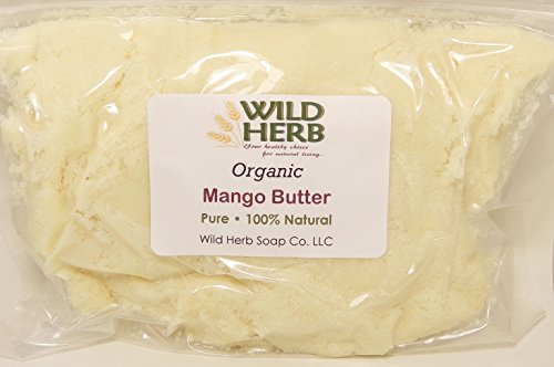 Organic Mango Butter Bulk Sizes