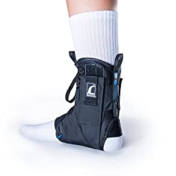 Ossur Form Fit Ankle Brace - Medium with Figure 8 Straps