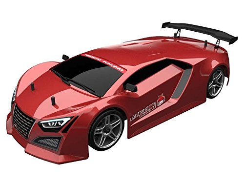 Redcat Racing Lightning EPX Pro 1/10 Scale Brushless Electric Car - Metallic Red