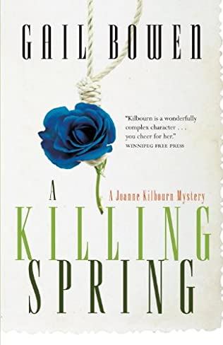 book cover of A Killing Spring