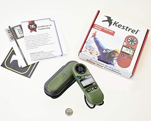 Kestrel 2500NV Pocket Weather Meter by Kestrel (Image #5)