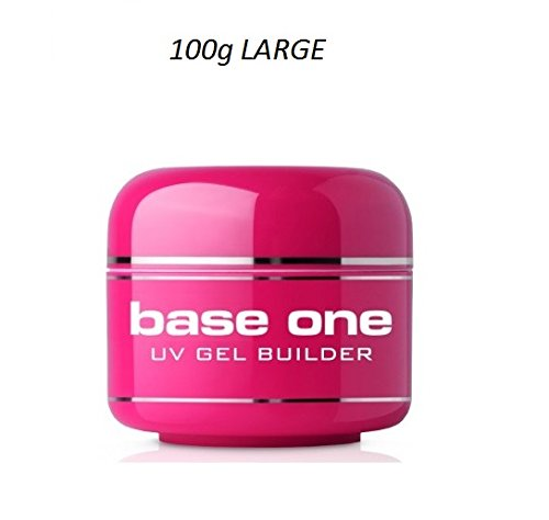 SILCARE BASE ONE UV GEL CLEAR 100g (LARGE)