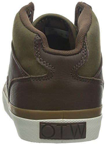 Herren Brown Timber Bedford 10 Sneaker Vans CRqwdxPYP