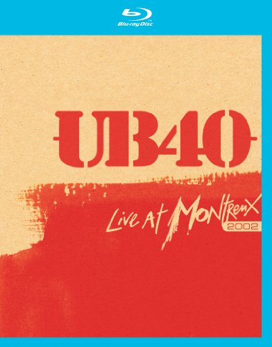 Blu-ray : UB40 - Live at Montreux 2002 (Blu-ray)