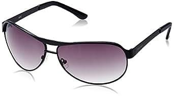 Fastrack Aviator Men's Sunglasses (M035GY1|64|Grey)