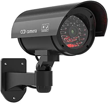 Surveillance Security Camera Zoom Cameras Fake Lot of 4