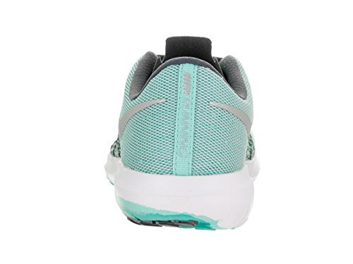 Trq Gry Fury Hypr US 7 Flex Slvr Dr Shoe 2 Running Mtllc Women's Wlf Nike Women wzRqXX