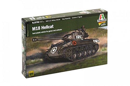 Italeri M18 Hellcat 1/56 15762 ()