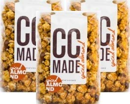 8oz Spiced Almond Caramel Corn (3-Pack)