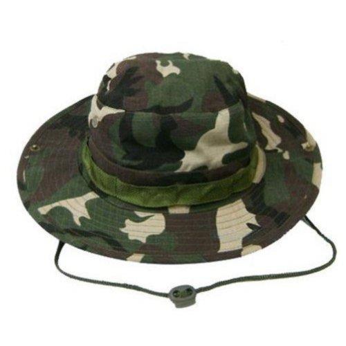 Groundskeeper Carl Spackler Camouflage Bucket Hat - Caddyshack Hat