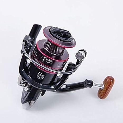 Carrete de pesca spinning, de la marca BNTCarrete de metal para ...