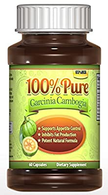 (★) #1 Premium Garcinia Cambogia Extract, Only Clinincally Proven Weight Loss, Diet Pills, 60% HCA, 1000MG Servings by Premium Nutra Source