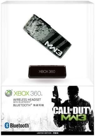 Microsoft Call of Duty: Modern Warfare 3 Limited Edition Wireless Headset w/Bluetooth Dentro de oído