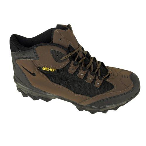 41194831a7fe Mens Nike ACG Tengu Mid GTX Boot Black Walking Hiking Gore-Tex Boots Size  UK 7  Amazon.co.uk  Shoes   Bags