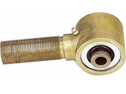 "Currie Enterprises CE-9114-12 JOHNNY JOINT 2-1/2"" Forged Rod End with 1-1/4"" RH Thread and .515"" x 2.440"" Ball"