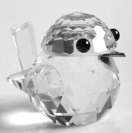 Swarovski Crystal Miniature Sparrow