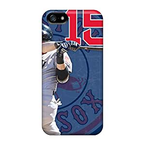 New Arrival Cover Case With Nice Design For Iphone 5/5s- Boston Red Sox