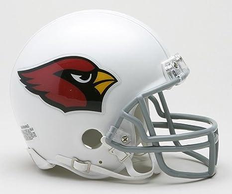 Amazon.com  Arizona Cardinals Riddell Mini Helmet  Sports Collectibles 4a051cf9c