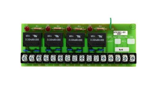 Leviton 10A07-1 Four Relay Module