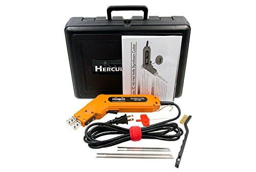 Hercules Sc 190 Handheld Electric Styrofoam Hot Knife And