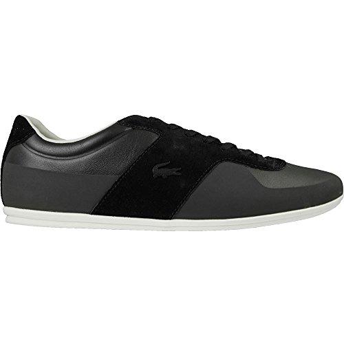 Lacoste Turnier 316 1 Sneakers Uomo Nero Bianco-grafite-nero