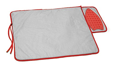 Ironing Mat Pad with Built-in Silicone Heat Resistant - Rv Ironing Board