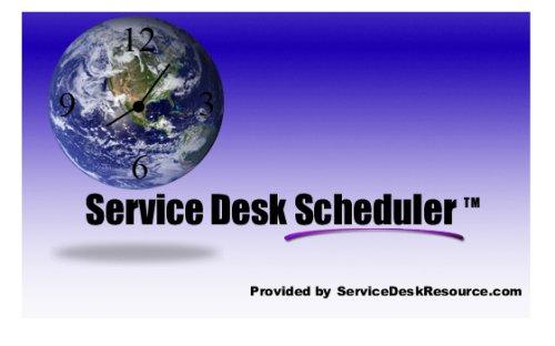 Service Desk Scheduler