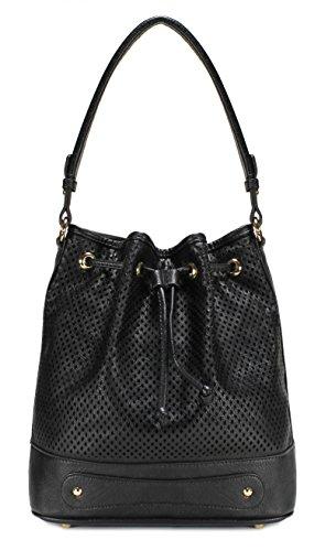 Drawstring Hobo Bag Pattern - 6