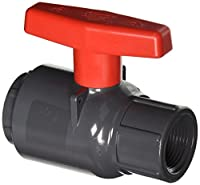 Spears 2131-010 PVC Schedule 80 Compact Ball Valves