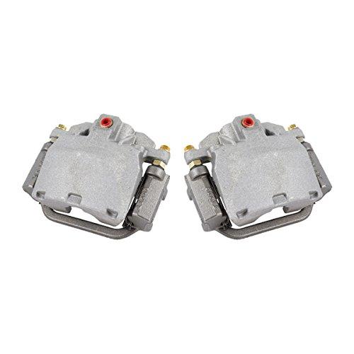 CKOE01174 [ 2 ] REAR Premium Grade OE Semi-Loaded Caliper Assembly Pair Set
