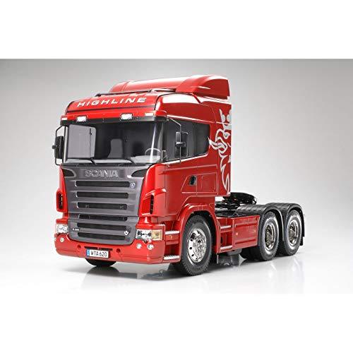 Tamiya R620 Tractor Truck Scania Vehicle