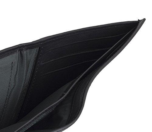 Bruno Cruzar Black Tango Wallet Banani qZ0XqBFn