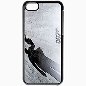 Personalized iPhone 5C Cell phone Case/Cover Skin 7 movies Black