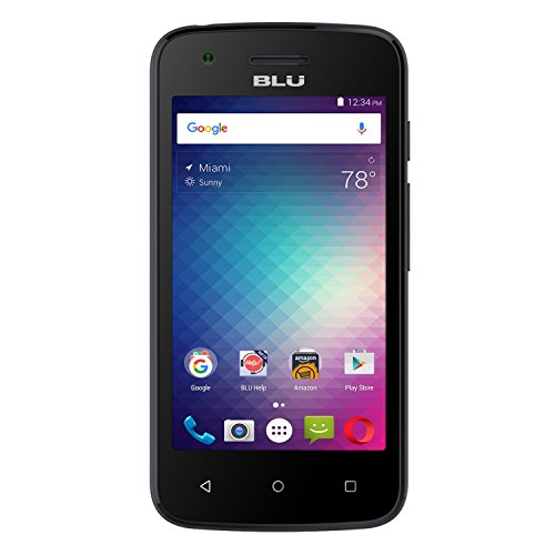 BLU Unlocked Quad Core Android Smartphone product image
