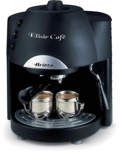 Ariete 1331 Elisir Cafe Capsule Capricci - Máquina de café ...