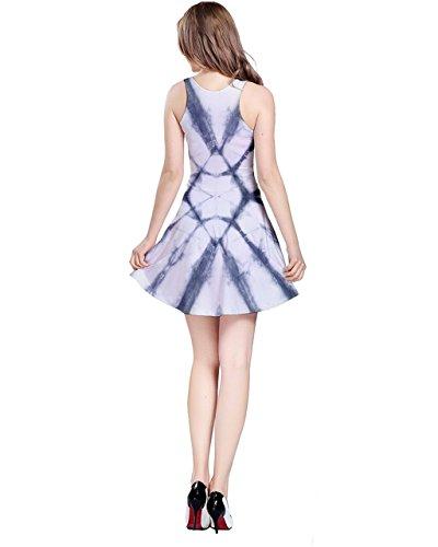 CowCow - Robe - Femme Bleu bleu cristal -  - XXXXX-Large
