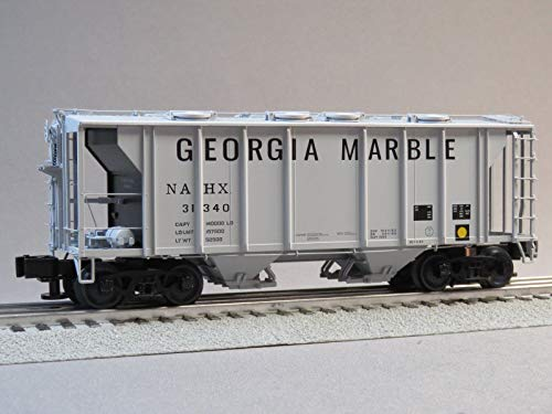 - Lionel Georgia Marble PS-2 Covered Hopper CAR #31340 o Gauge