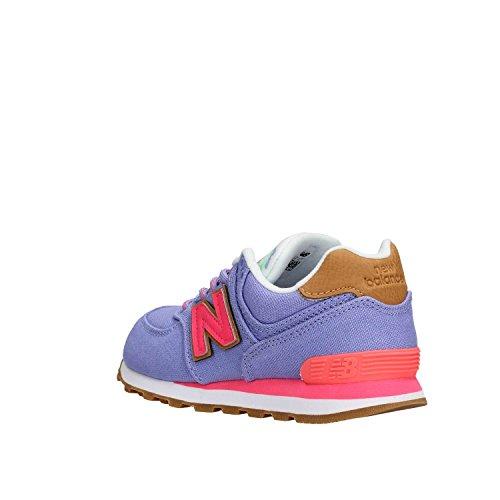 New Balance PC574T4 Sneaker Kinder Lilla