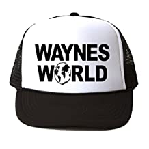 Wayne's World Snapback Trucker Hat