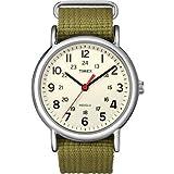 Timex Green Weekender Watch