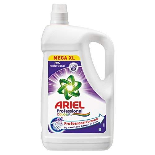 Ariel Professional Laundry Detergent Liquid 5ltr 100 Washes by ARIEL