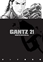 Gantz Volume 21 (英語) ペーパーバック