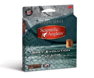 Scientific Anglers Mastery Spey Evolution Fly Line 600 Grain/8-9 wt