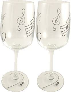 a6884efa1a93 Major Scale Musical Wine Glasses - Party Set By TableTop King ...