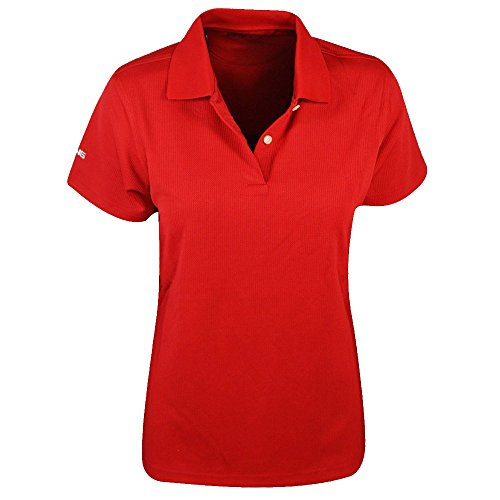 Ping Golf- Ladies Ace Polo Red