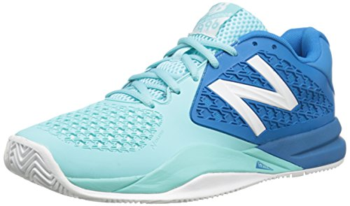 New Balance 996v2, Sneaker Donna Blu (Light Blue With Blue)