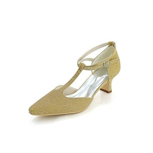 Barato El mejor regalo para mujer y madre Mujer Zapatos Purpurina Primavera  Verano Confort Zapatos de d45b6bf95d5