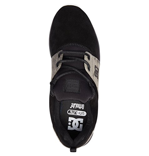 Se Eu Schwarz 41 Chaussures Heathrow Herren D Sneaker Dc Noir qw0ET44v